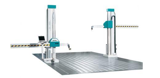 Výložníkové měřící stroje